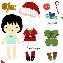 graphic relating to You've Been Elfed Free Printable named Printable \