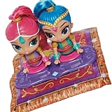 For 4-Year-Olds: Fisher-Price Shimmer and Shine Magic Flying Carpet Toy