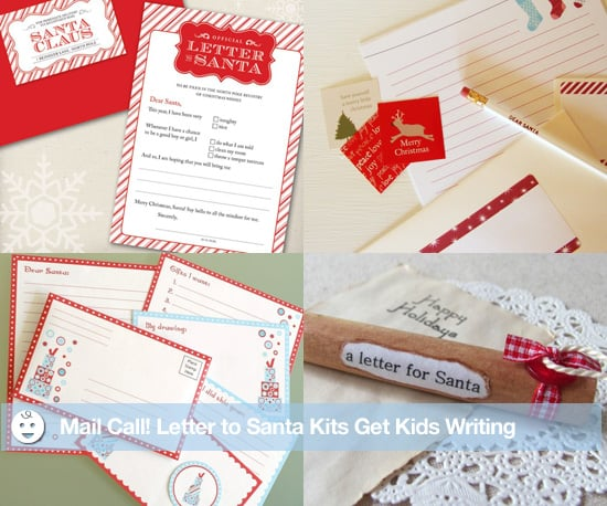 Letter to Santa Kits For Kids