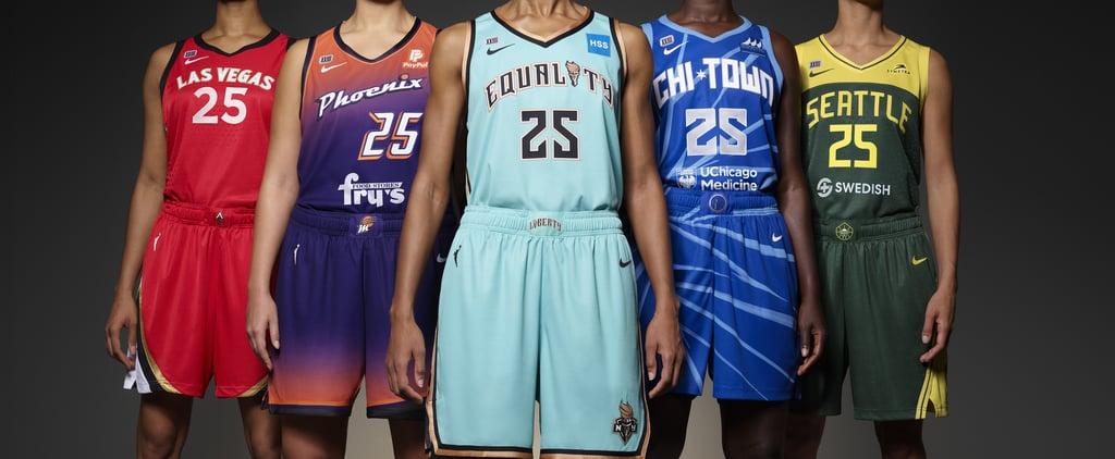 New Nike WNBA Uniforms For Historic 25th Season