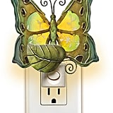 Deco Breeze Decor Butterfly Night Light