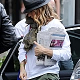 Pictures of Sarah Jessica Parker and James Wilkie