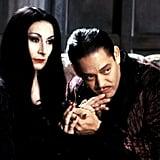 Morticia and Gomez, The Addams Family