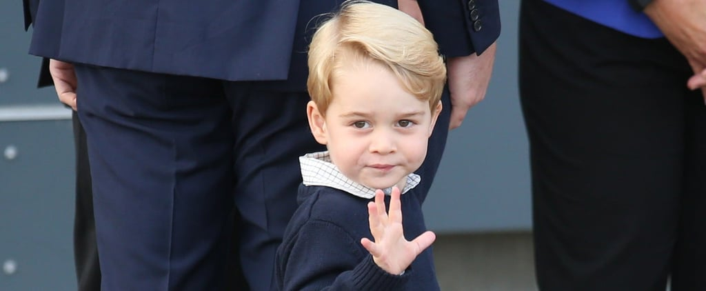 Prince George Is Unimpressed | Photos