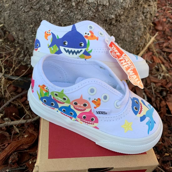 Vans Baby Shark Shoes