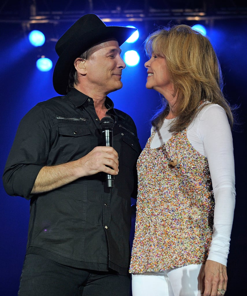 Clint black and lisa hartman black country singers and for Is clint black and lisa hartman still married