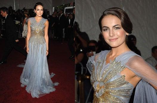 The Met's Costume Institute Gala: Camilla Belle