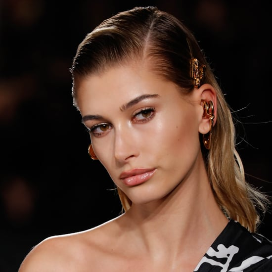 Hailey Baldwin No Makeup Vogue Cover