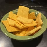 Homemade Cheez-Its Recipe With Pictures