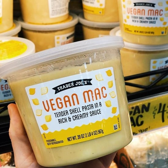 The Vegan Mac and Cheese at Trader Joe's Looks So Creamy