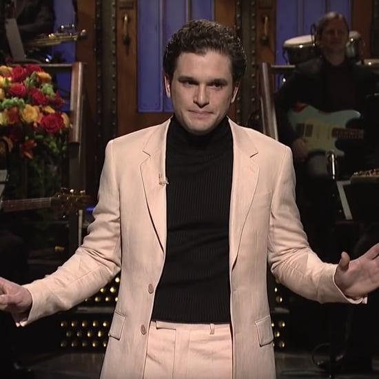 Kit Harington's SNL Opening Monologue Video April 2019