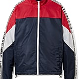 Opening Ceremony Warm Up Color-block Shell Jacket