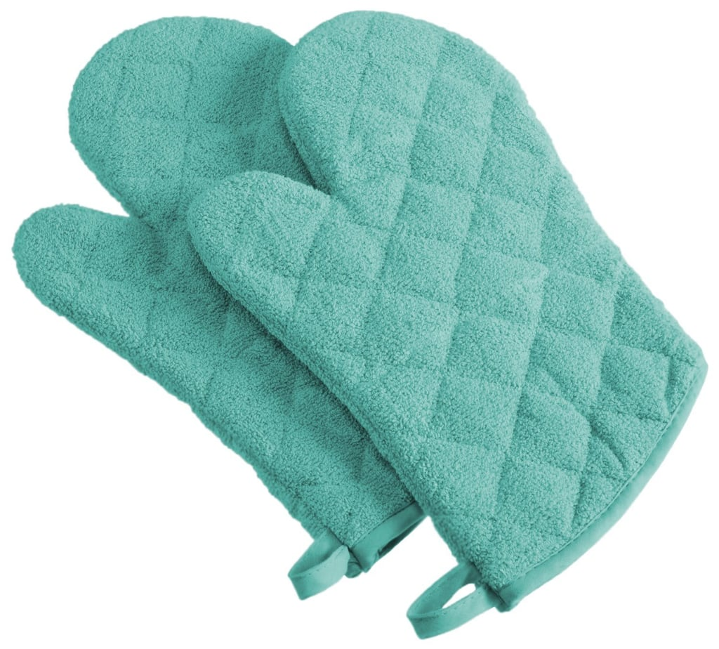 Everyday Kitchen Basic Terry Ovenmitts