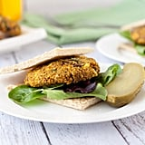 Curry Quinoa Burgers