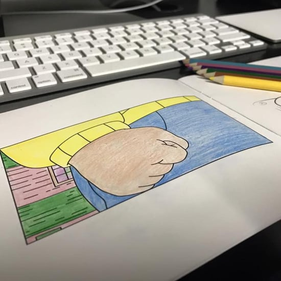 Meme Coloring Book