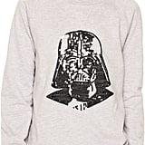 Long-Sleeve Sequin Sweatshirt ($20, originally $34)