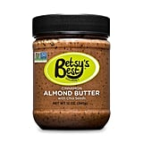 Betsy's Best Gourmet Cinnamon Almond Butter With Chia Seeds