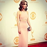 Rose Byrne at the Emmy Awards. We're still talking about this winning look.