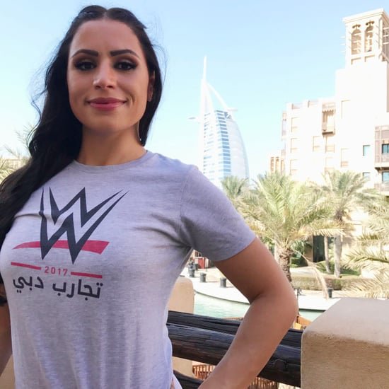 WWE Signs First Diva From Middle East