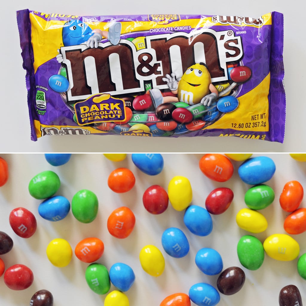 Dark Chocolate Peanut M&M's