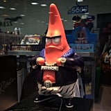 Call me crazy, but this Patrick vinyl might be my favorite #sdcc collectible.