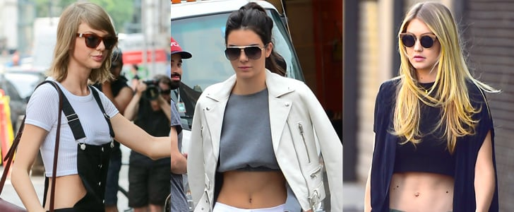The Sexiest Crop-Top Moments of 2015 — So Far