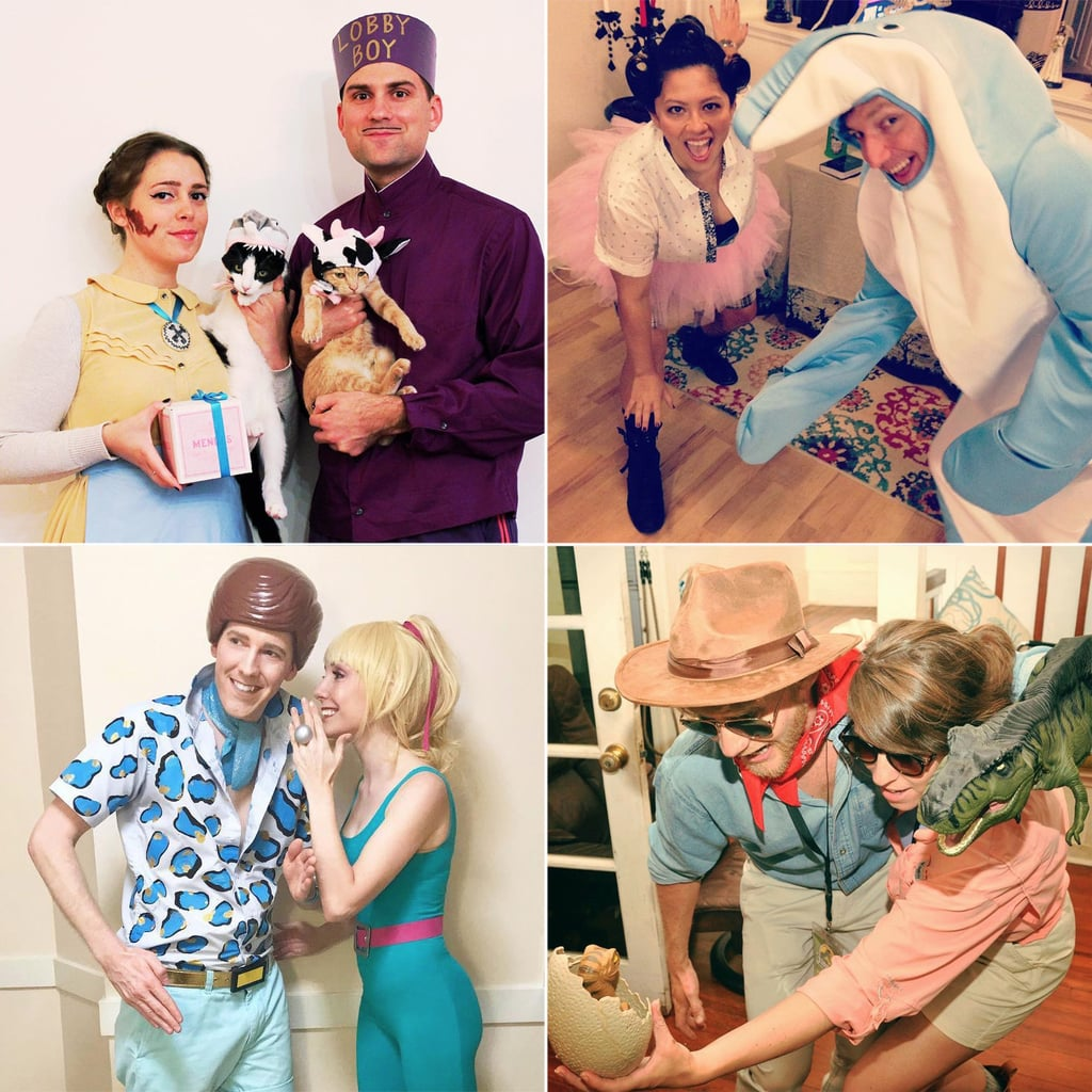 Diy movie couples costumes popsugar love sex diy movie couples costumes solutioingenieria