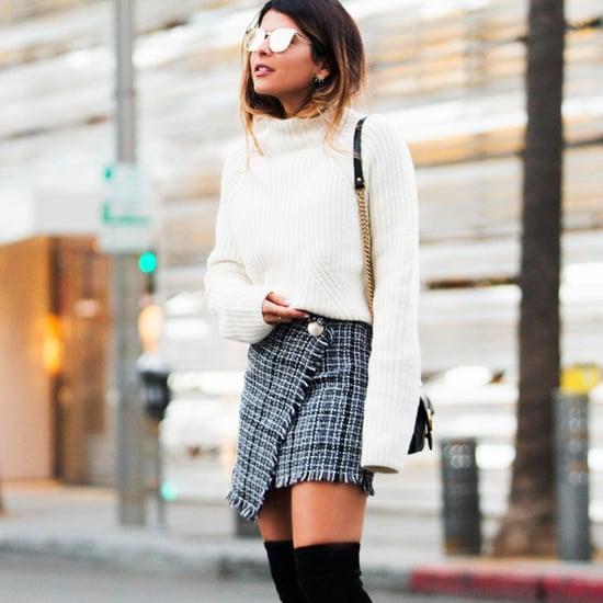 Chic Ways to Wear Tweed