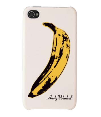 Andy Warhol iPhone Case ($50)