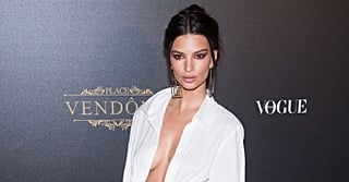 Emily Ratajkowski's Dress Left Little to the Imagination, but Her Heels Were From Our Wildest Dreams