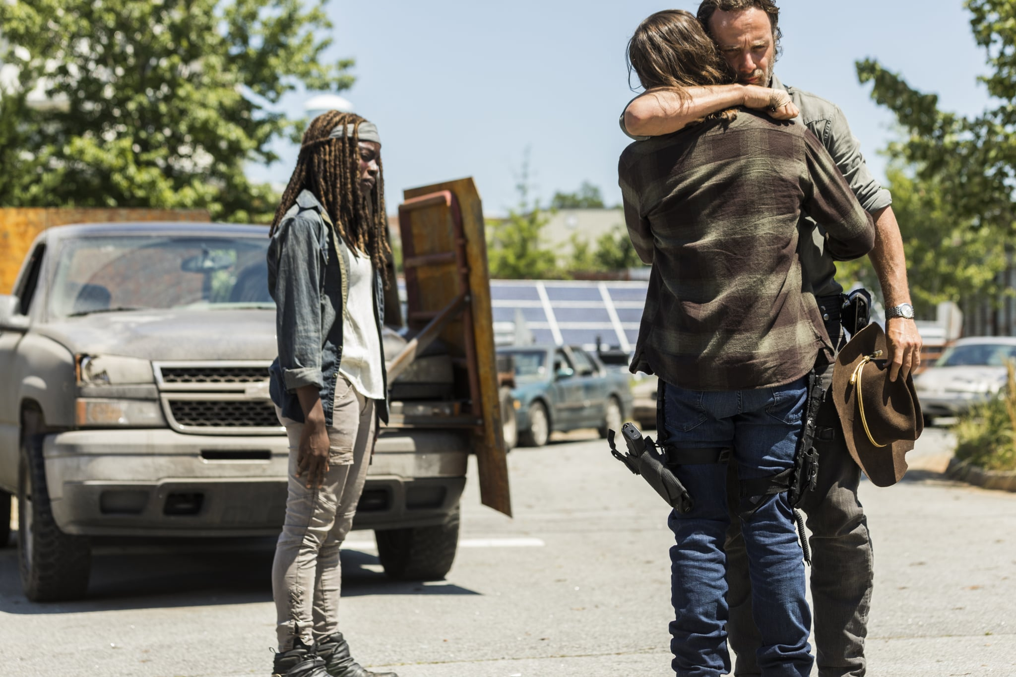 AMC's WALKING DEAD Audience Drops 35% From Last Season Premiere
