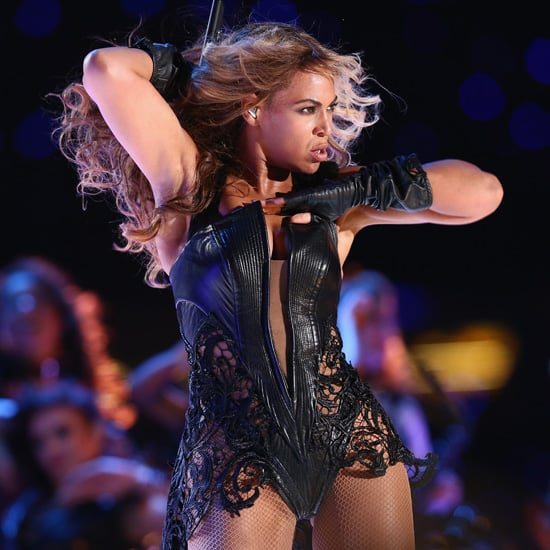 Beyonce Super Bowl 2013 Half-Time Performance Pictures