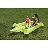 Poolmaster Crocodile Spray Inflatable Kiddie Pool