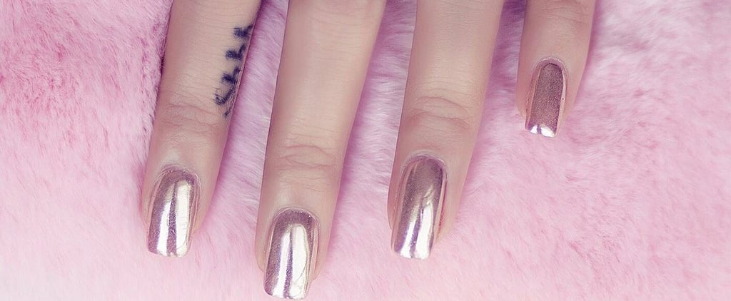 How to Get the Chrome Nails Finish
