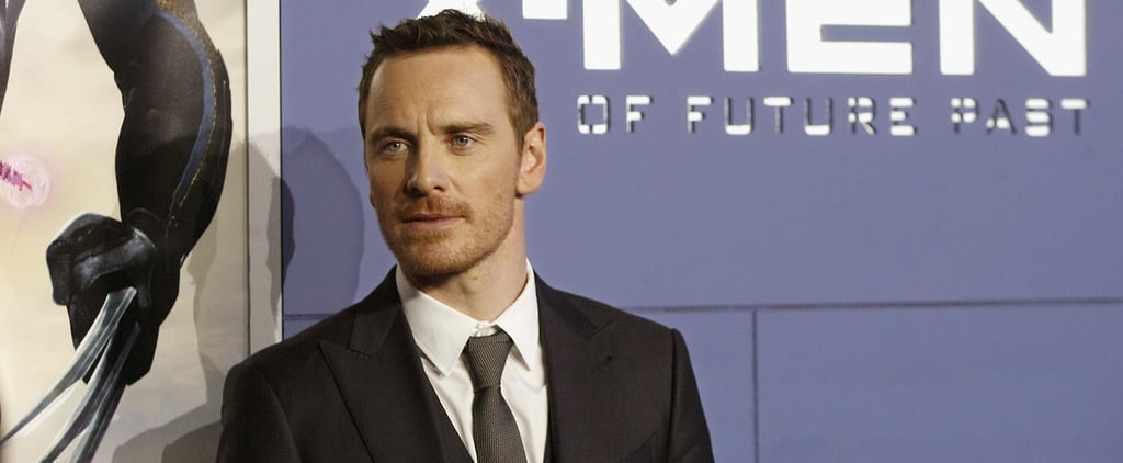Sarah Paulson Quote on Michael Fassbender