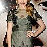 Chloë Moretz joined November Criminals as the female lead in the adaptation about a rebellious teenager who investigates the death of a classmate. The male lead (the actual student detective) has yet to be cast.