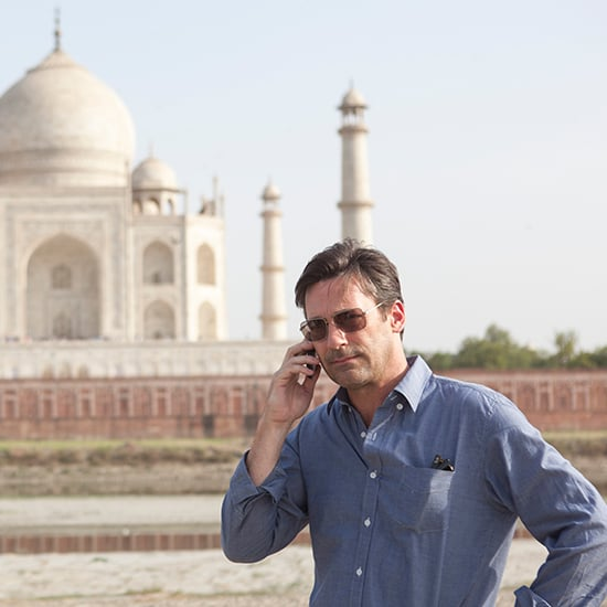 Jon Hamm Million Dollar Arm and Mad Men Interview (Video)