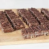 Crispy Chocolate Coconut Protein Bars