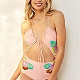 Lolli Smitten Blooms One-Piece Swimsuit