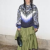 Lily Allen at House of Holland Fall 2019