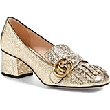 Gucci GG Marmont Pumps