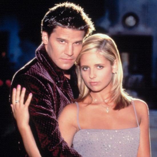Sarah Michelle Gellar David Boreanaz Quotes on Buffy Reboot