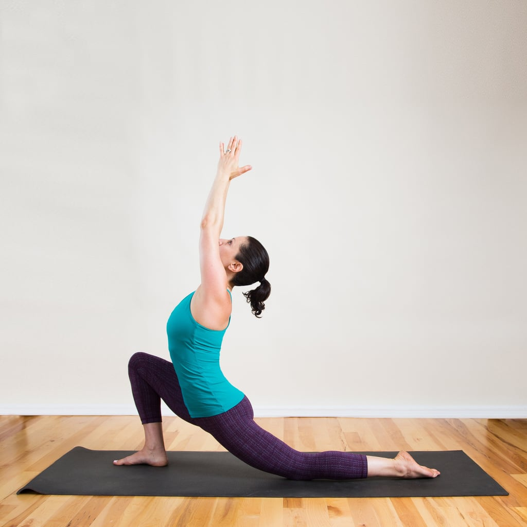 Low Crescent Lunge