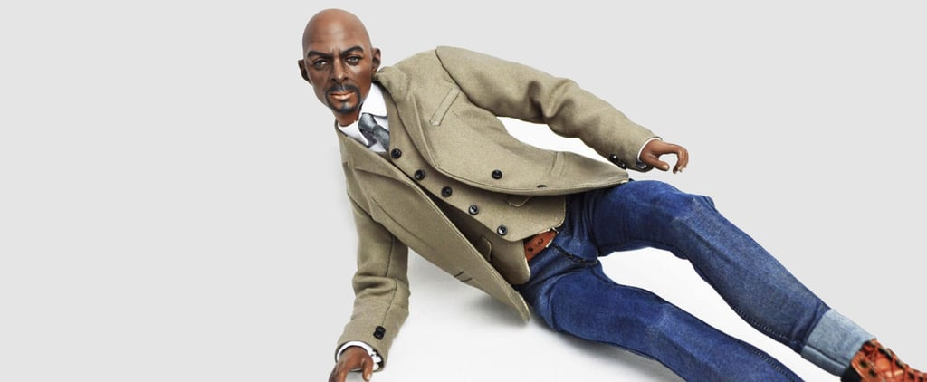Funny Internet Reactions to the Idris Elba Doll