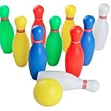Skittles Bowling Set