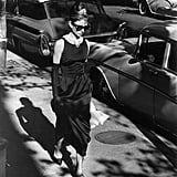 Kendall Jenner Dressed Like Audrey Hepburn at Dior Ball 2017