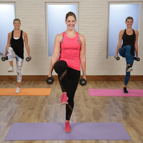 Full-Body Metabolism-Boosting Workout   30-Minute Video
