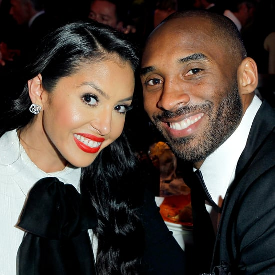 Vanessa Bryant Shares an Instagram Tribute to Kobe Bryant