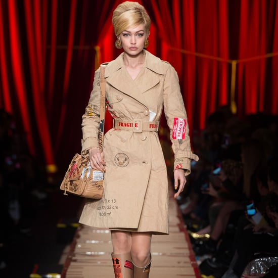 Milan Fashion Week FW17: Bella, Gigi Hadid Walk For Moschino