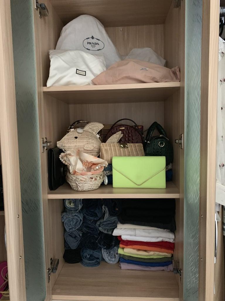 Keep Your Closet Neat